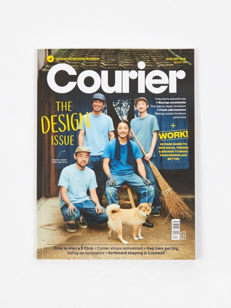 Courier Magazine - Issue 30