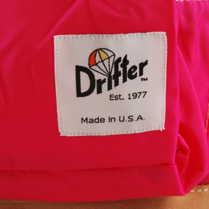 Drifter Sunny Day Pack - Hot Pink (Image 1)