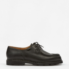 Paraboot Michael Shoe - Black Matte