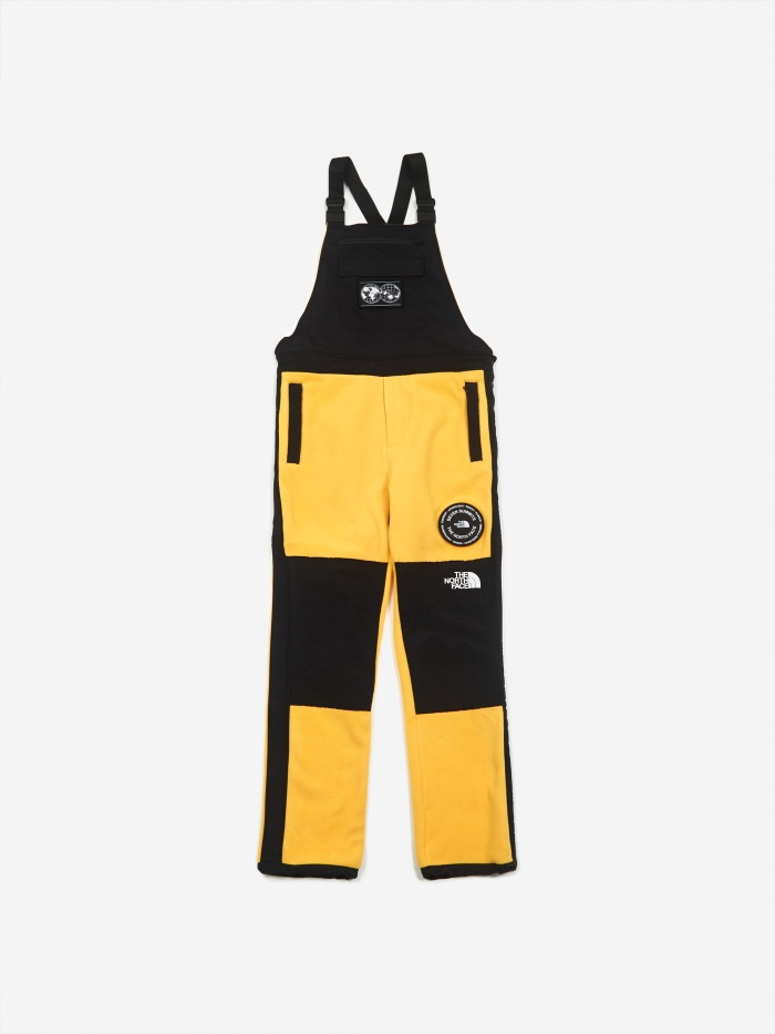 The North Face Black Label The North Face 7SE Himalayan Fleece Suit - Yellow (Image 1)
