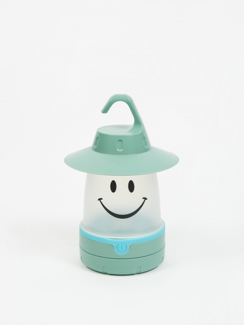 Smile LED Lantern - Mint