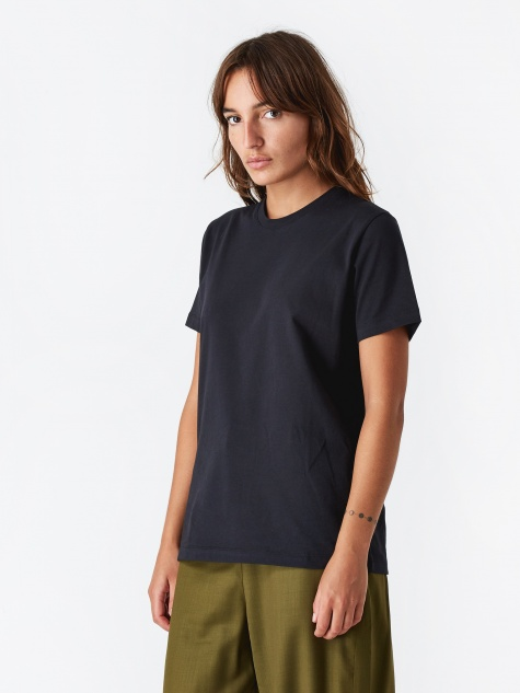 Gro Standard Cotton T-Shirt - Black