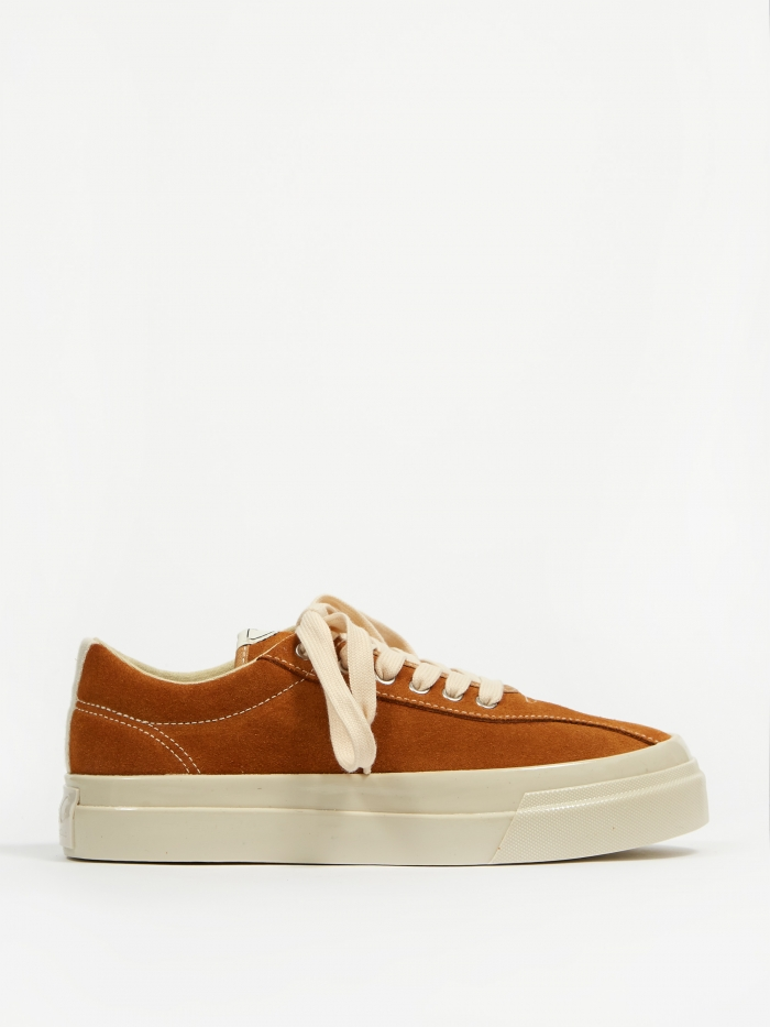 S.W.C Stepney Workers Club Dellow Suede - Tan (Image 1)