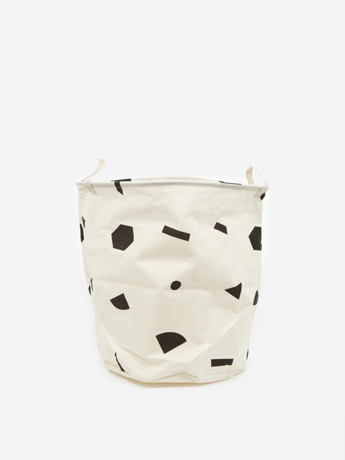 Moxon Laundry Basket - Shapes (Image 1)