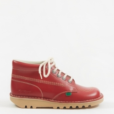Kickers Kick Hi - Red