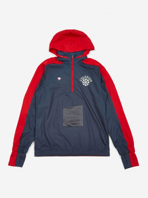 x Gyakusou NRG Jacket - Thunder Blue/Sport Red/Sail