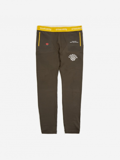 x Gyakusou NRG Helix Tight - Deep Pewter/Mineral Yellow