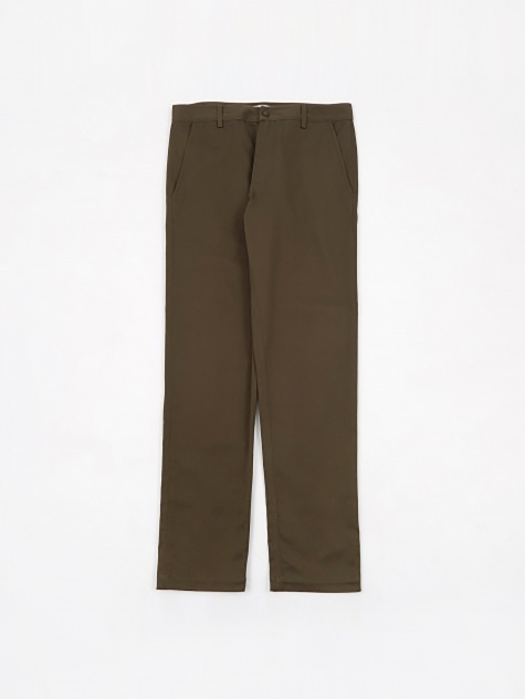 Aston Pants - Olive Twill