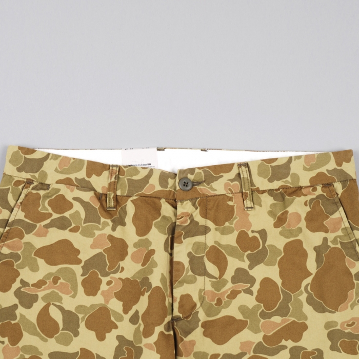 Carhartt WIP Carhartt Johnson Pant - Camo Outdoor Will Washed (Image 1)