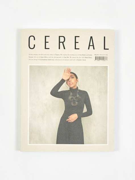 Cereal Magazine - Vol.18