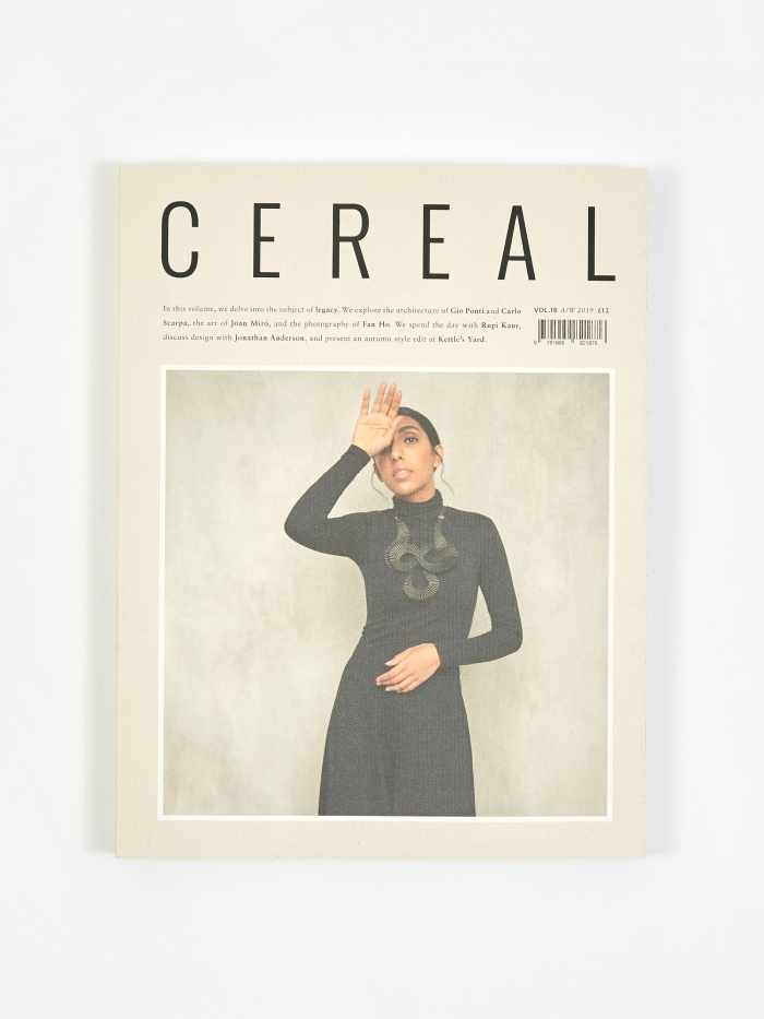 Cereal Magazine - Vol.18 (Image 1)