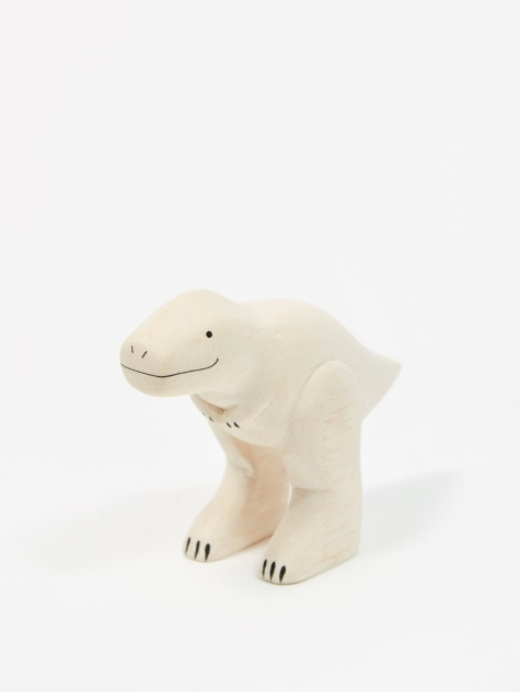 Pole Pole Wooden Animal - T-Rex