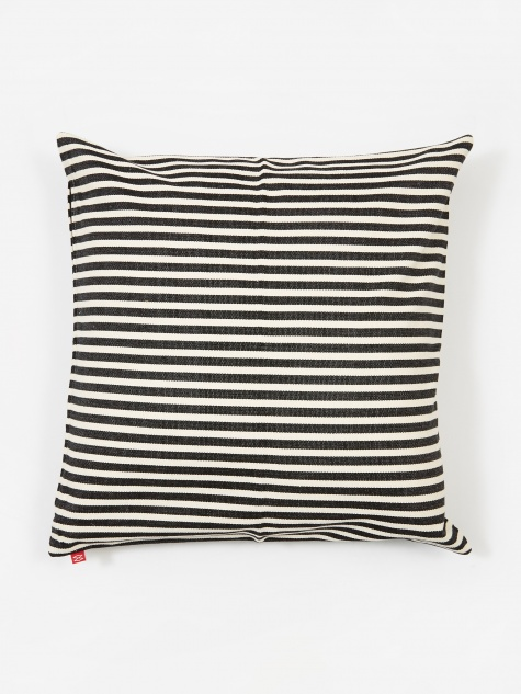 Donita Cushion 50x50 - White/Black