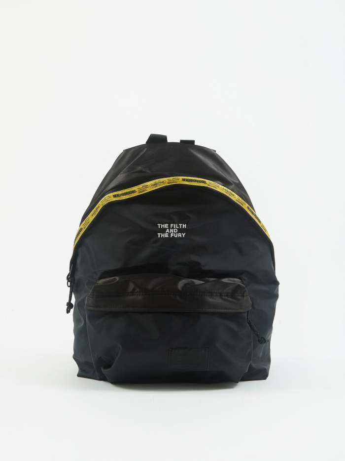 Eastpak x Neighborhood Padded Backpack - Black (Image 1)