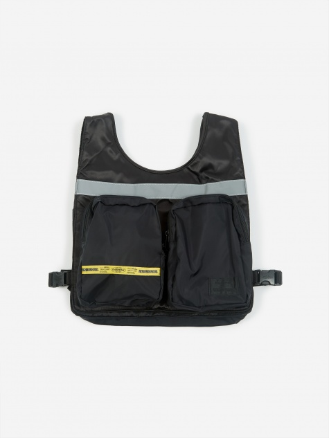 x Neighborhood Vest Bag - Black