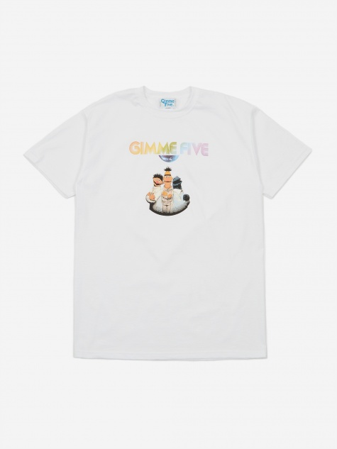 Sesame Street Fever T-Shirt - White