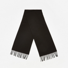 Norse Projects Lambswool Scarf - Black
