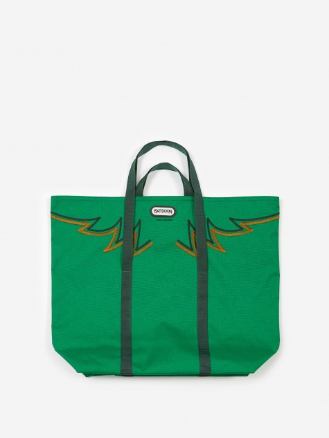 TOGA PULLA Tote Bag - Green