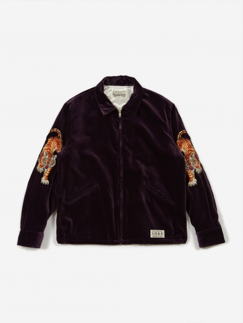 x Tim Lehi Vietnam Jacket (Type-2) - Purple