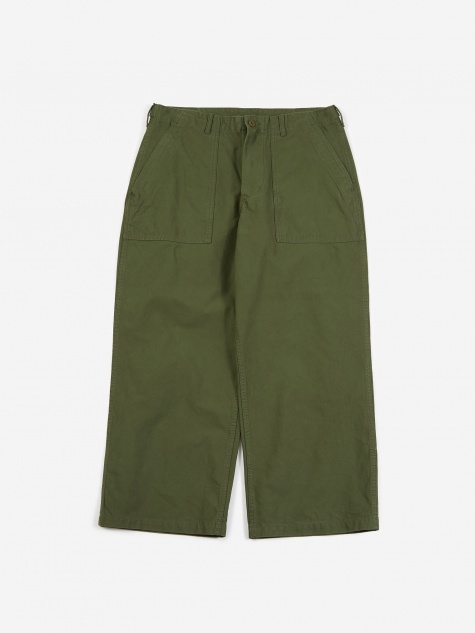 Beams Plus MIL Utility Trouser - Olive Drab