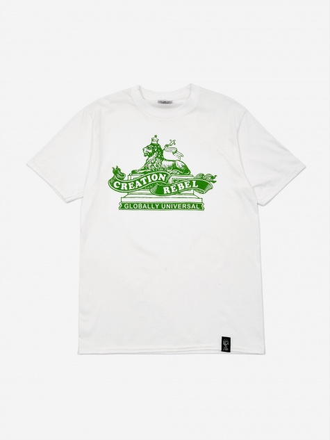 Tribe Shortsleeve T-Shirt - White
