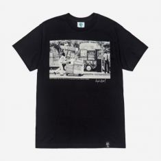 Creation Swing-A-Ling Adrian Boot Shortsleeve T-Shirt - Black