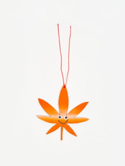 Best Buds wall Charm - Orange Ombre
