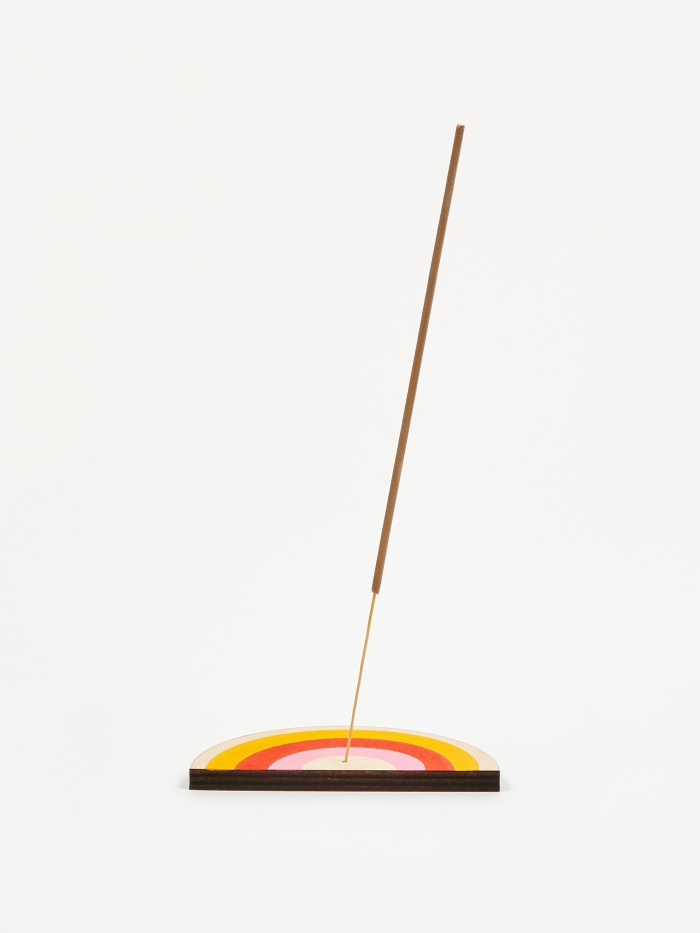 The Great Lakes Goods Arc Incense Burner Warm (Image 1)