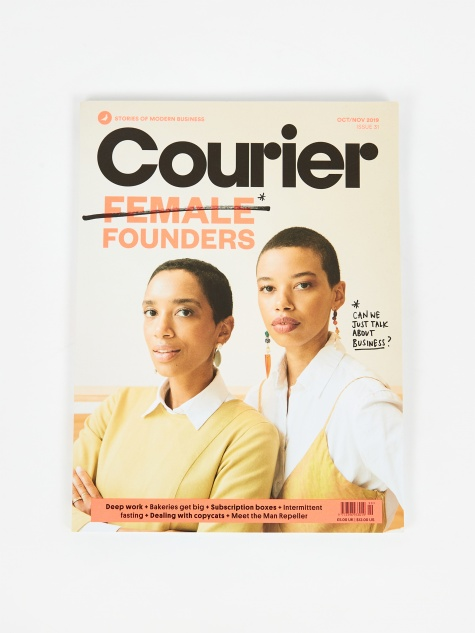 Courier Magazine - Issue 31