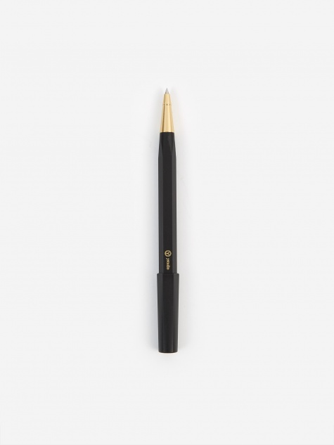 Resin Rollerball Pen - Black