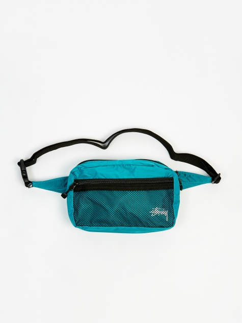 Lightweight Waist Bag - Teal