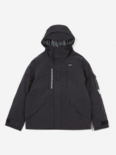 WTAPS Sherpa Jacket - Black