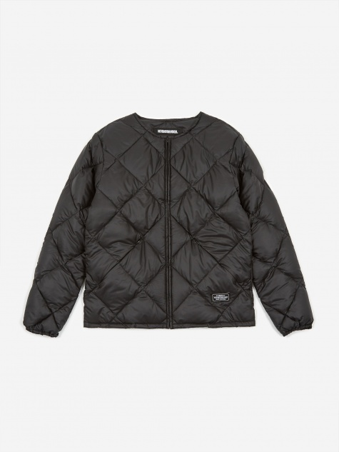 Quilt Down / E-JKT - Black