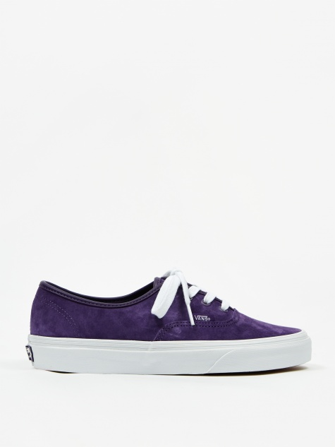 UA Authentic - Violet Indigo/True White