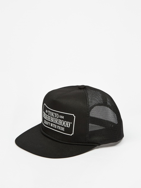 WP Trucker / EC-Cap - Black