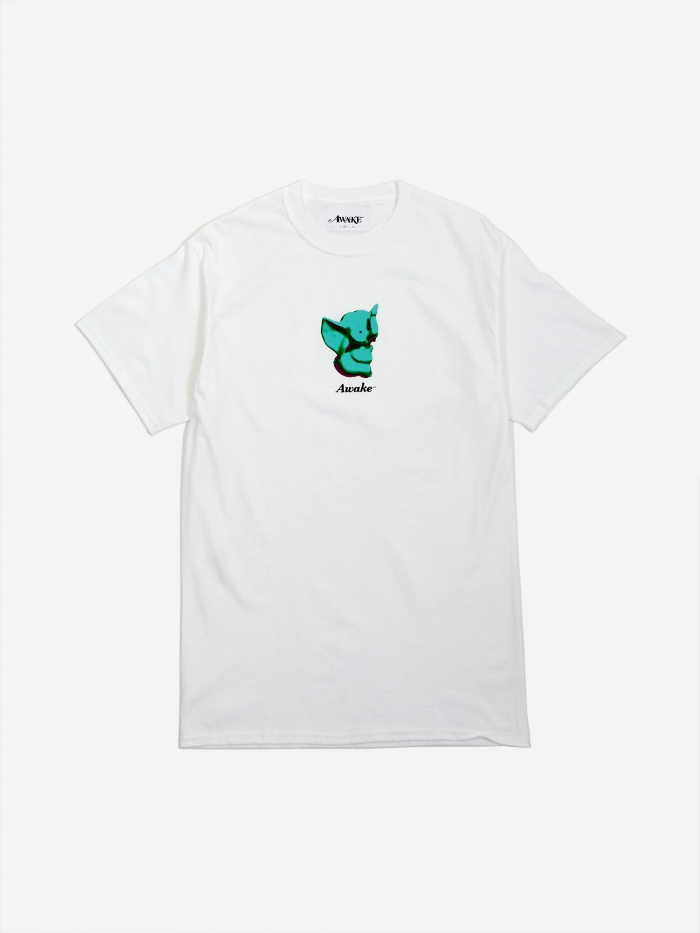 Awake NY Elephant T-Shirt - White (Image 1)