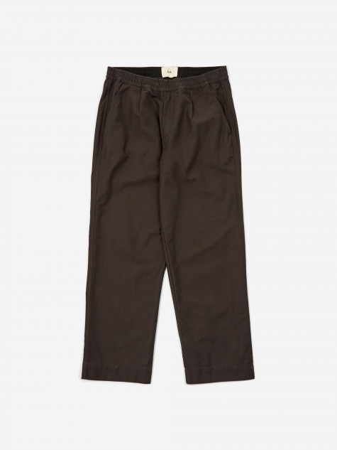 Alber Trouser - Charcoal