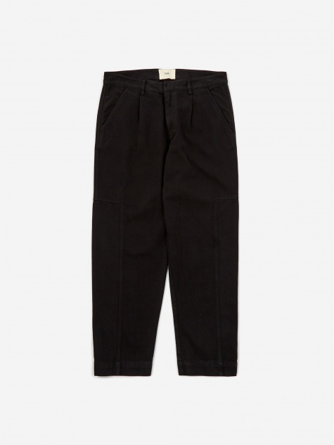 Fraction Trouser - Soft Black