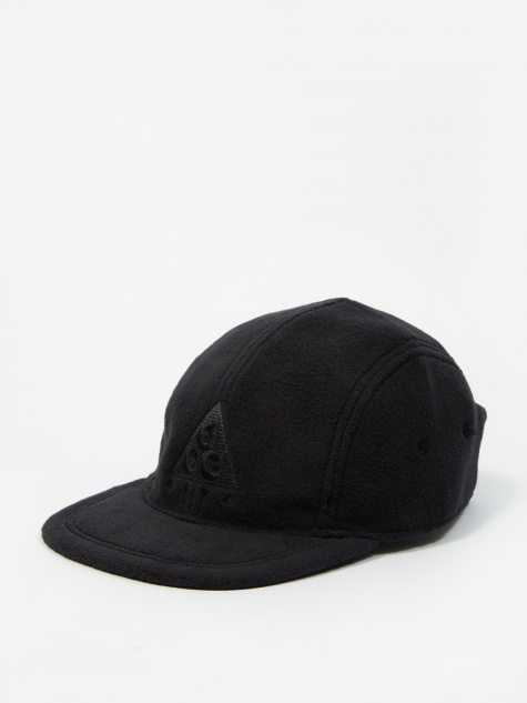 NRG ACG Fleece Cap - Black/Anthracite