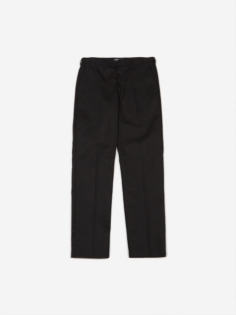 Work Trouser Polyester Cotton Twill - Black