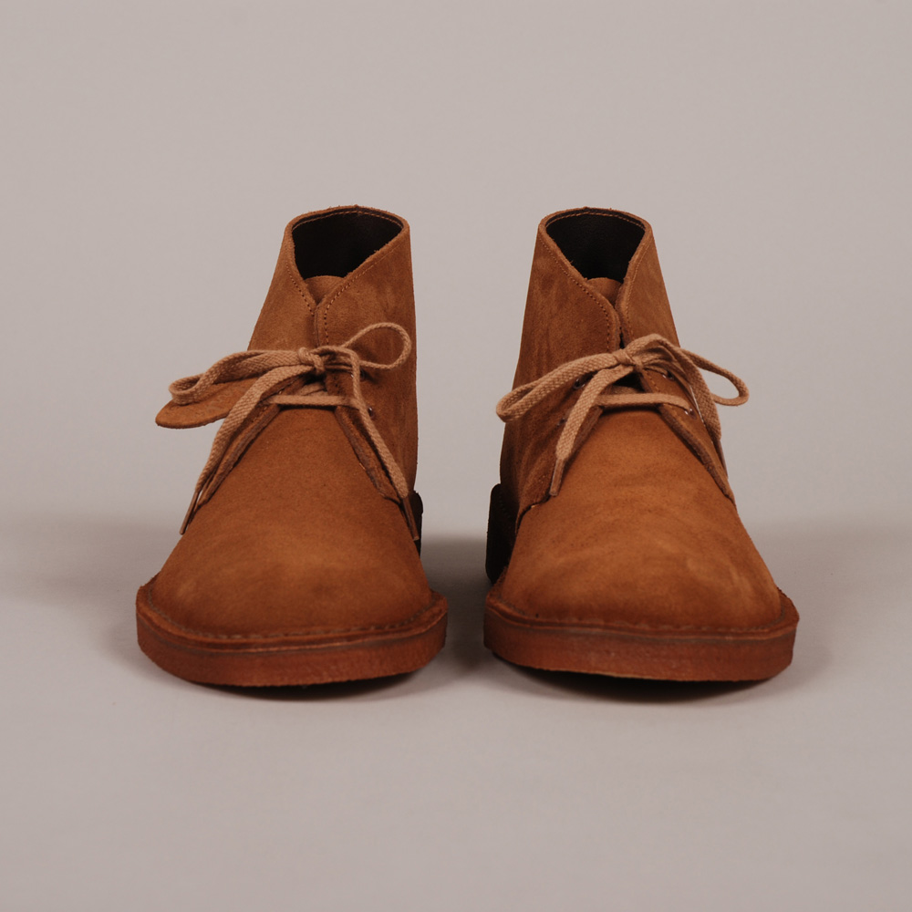 Originals Suede Desert Boot Cola Brown