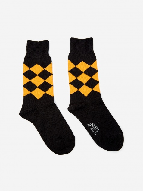 G-1 Sox Sock - Orange