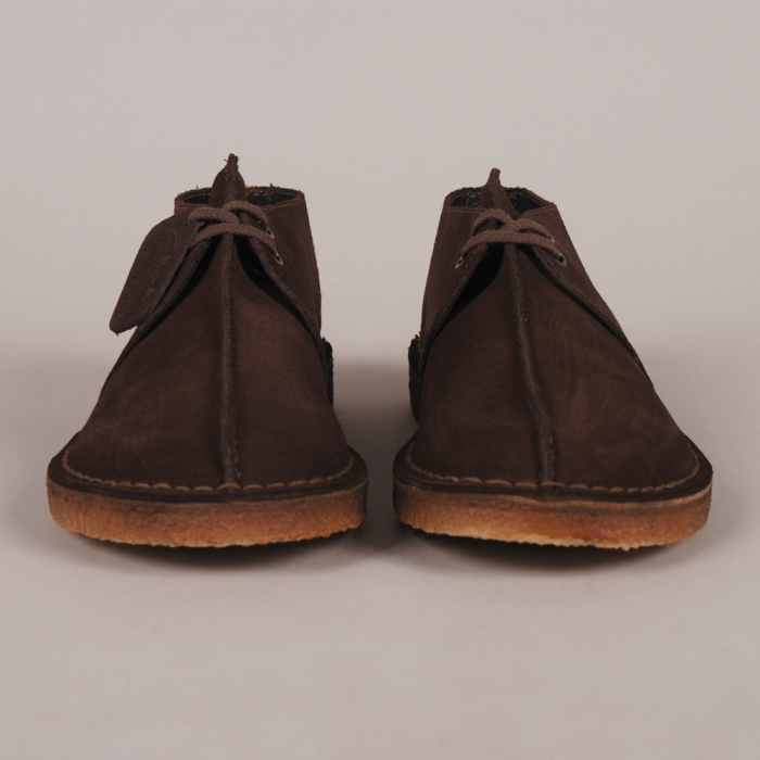 Clarks Originals Clarks Desert Trek - Brown (Image 1)