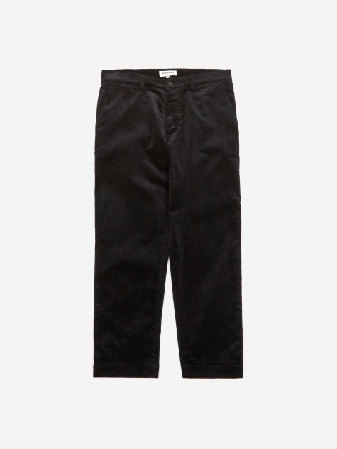 Hand Me Down Trouser - Black