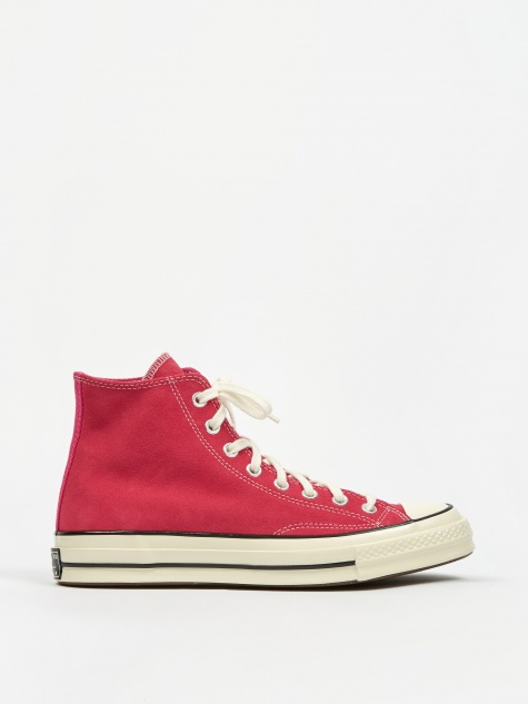 Chuck Taylor All Star 70 Hi Suede - Prime Pink