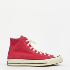 Converse Chuck Taylor All Star 70 Hi Suede - Prime Pink