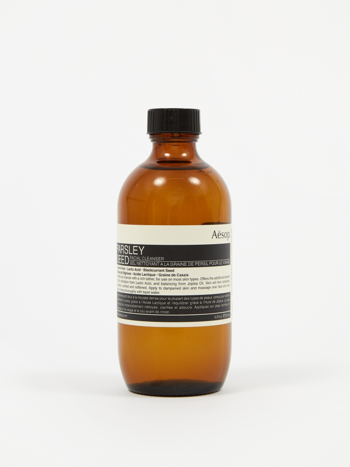 Aesop Parsley Seed Facial Cleanser - 200ml (Image 1)