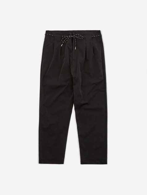 Sasquatchfabrix Tapered Pant - Black
