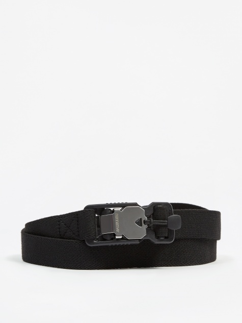 Alpinist Tape Belt - Black