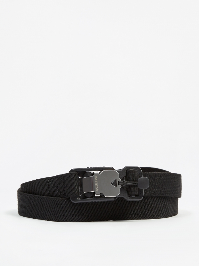 Nonnative Alpinist Tape Belt - Black (Image 1)
